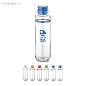 Botella de tritán anti-fugas - RG regalos publicitarios