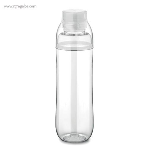 Botella de tritán anti-fugas blanco - RG regalos publicitarios