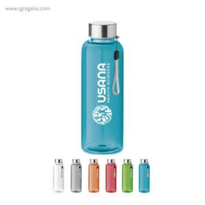 Botella de tritán colores 500 ml - RG regalos publicitarios