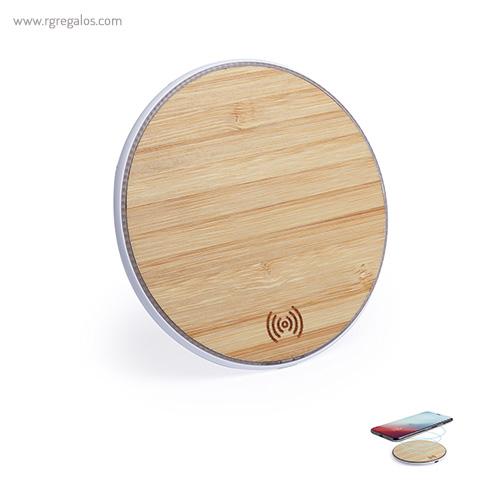 Cargador-inalámbrico-de-bambú-RG-regalos