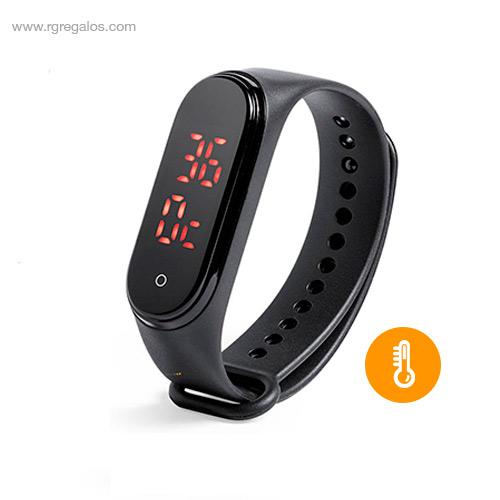 Reloj inteligente con termómetro - RG regalos para empresas
