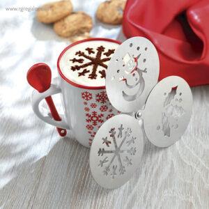 Plantillas decorativas para café imagen - RG regalos publicitarios