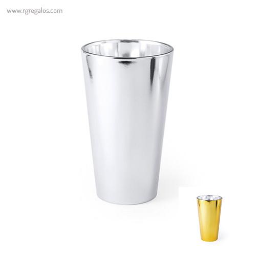 Vaso de cristal personalizado - RG regalos publicitarios