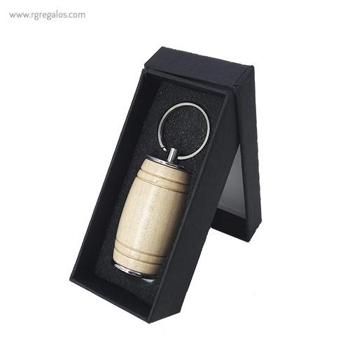 Memoria USB barril de vino - RG regalos publicitarios