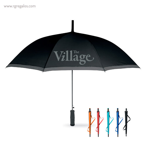 Paraguas automático con funda 23 - RG regalos publicitarios