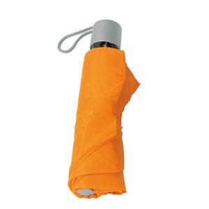 Paraguas plegable con funda bolsa naranja - RG regalos publicitarios