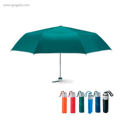 Paraguas plegable mini 21 - RG regalos publicitarios