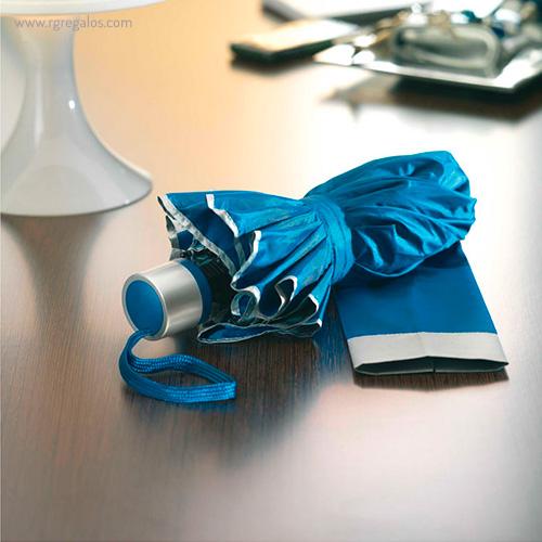 Paraguas plegable mini 21 imagen - RG regalos publicitarios
