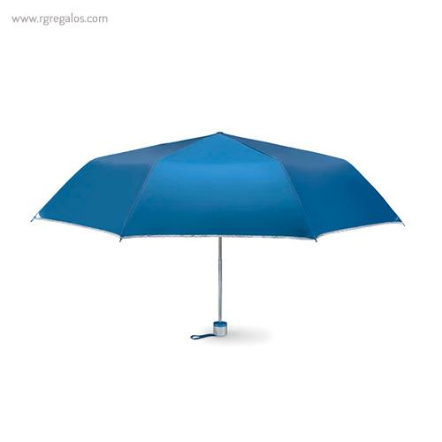 Paraguas plegable mini 21 marino - RG regalos publicitarios
