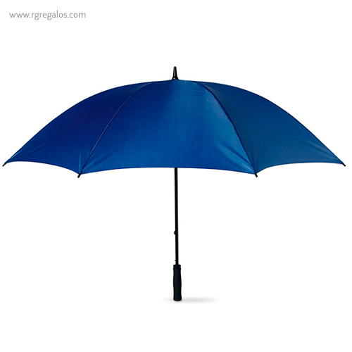 Paraguas publicitario grande 30 azul - RG regalos publicitarios