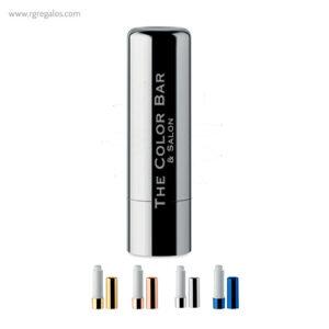 Bálsamo labial stick metálico 1 - RG regalos publicitarios