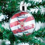 Bola de navidad personalizable 7 - RG regalos publicitarios