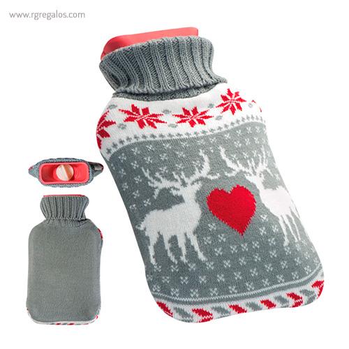 Bolsa de agua caliente navidad- RG regalos publicitarios