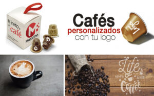 Café personalizado con tu marca - RG regalos publicitarios
