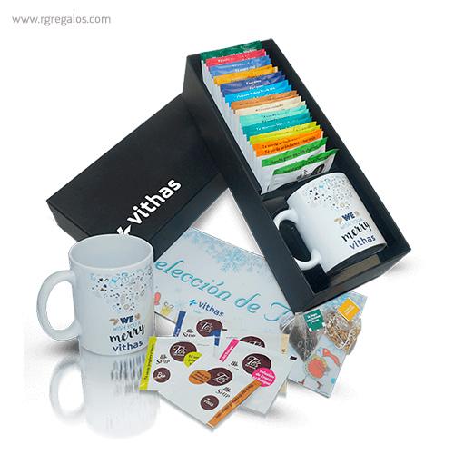 Caja-selección-tes-personalizada-RG-regalos-publicitarios
