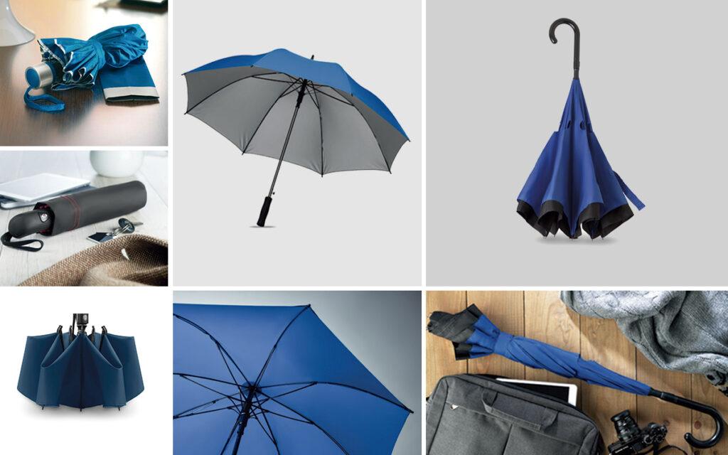 Paraguas Publicitarios Personalizados - RG regalos publicitarios