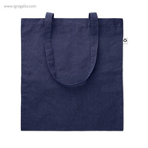 Bolsa de algodón reciclado marino - RG regalos publicitarios