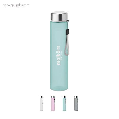 Botella de tritán 300 ml slim - RG regalos publicitarios