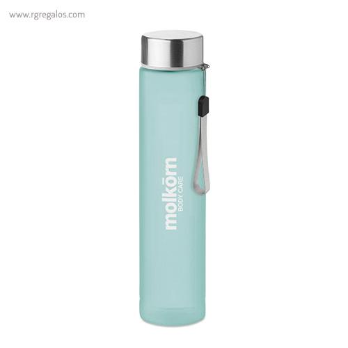 Botella de tritán 300 ml slim logotipo - RG regalos publicitarios