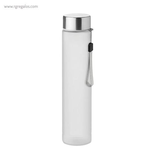Botella de tritán 300 ml slim transparente - RG regalos publicitarios