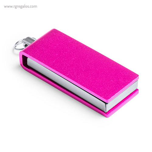 Mini memoria USB 8 GB amarilla - RG regalos publicitarios