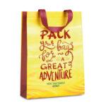Bolsa PP-woven 100% personalizada 6- RG regalos promocionales