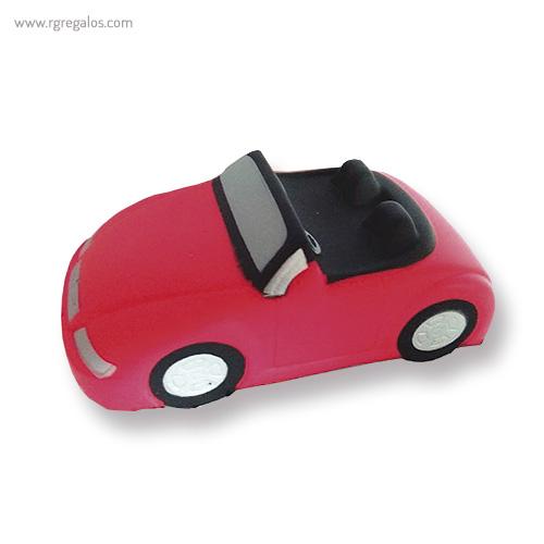 Anti estrés formas coche - RG regalos pubñlicitarios