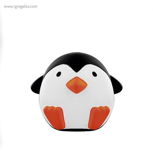 Anti estrés squishy animales pinguino - RG regalos publicitarios