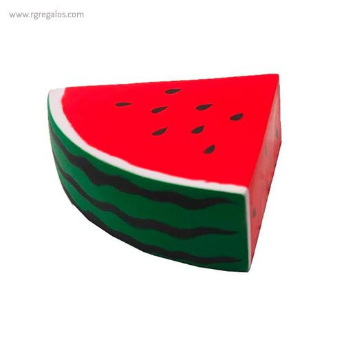 Anti estrés squishy frutas y verduras sandia - RG regalos publicitarios