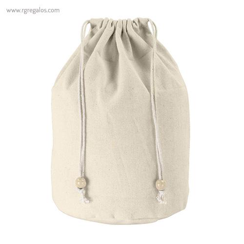 Bolsa Neceser saco algodón cuerdas - RG regalos publicitarios
