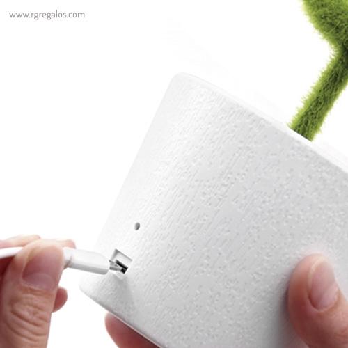 Planta purificadora de aire fácil de usar - RG regalos publicitarios