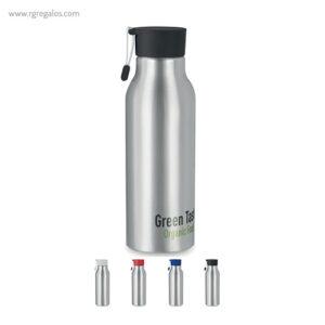 Botella aluminio personalizada 500 ml - RG regalos publicitarios