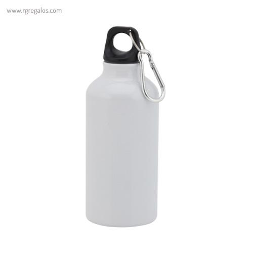 Botella-de-deporte-aluminio-400-ml-blanca-RG-regalos