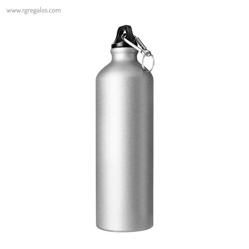 Botella de deporte aluminio mate 750 ml roja - RG regalos publicitarios