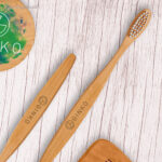 Cepillo de dientes bambú bodegon - RG regalos publicitarios