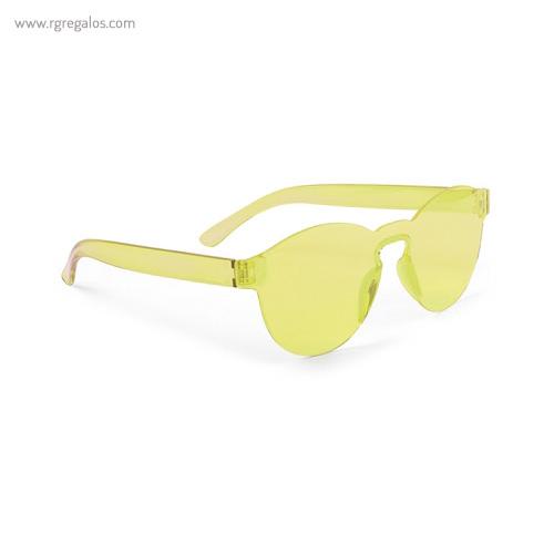 Gafas de sol monocolor amarillas - RG regalos publicitarios