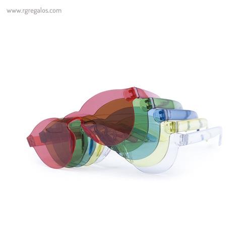 Gafas de sol monocolor colores - RG regalos publicitarios