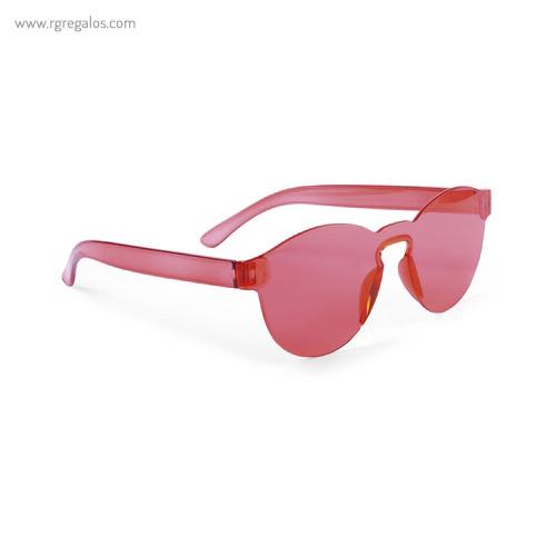 Gafas de sol monocolor rojas - RG regalos publicitarios