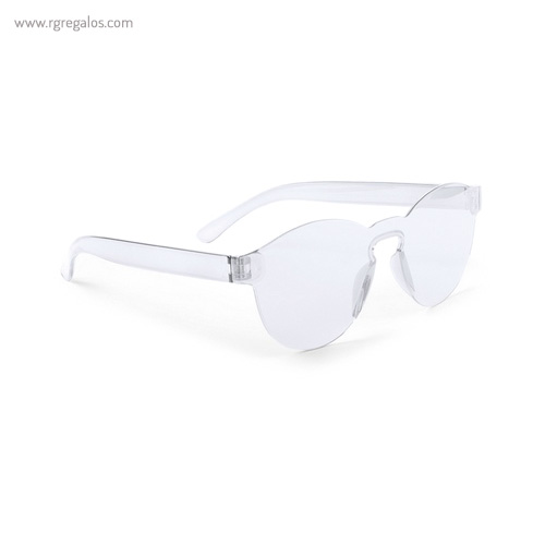 Gafas de sol monocolor transparentes - RG regalos publicitarios
