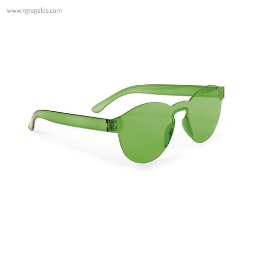 Gafas de sol monocolor verdes - RG regalos publicitarios