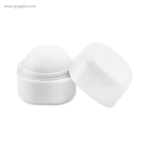 Bálsamo labial natural SPF15 blanco - RG regalos publicitarios