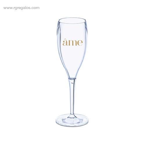 Copa-champagne-reutilizable- RG-Regalos