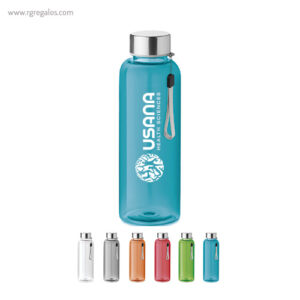 Pack gold verano botellas colores - RG regalos publicitarios