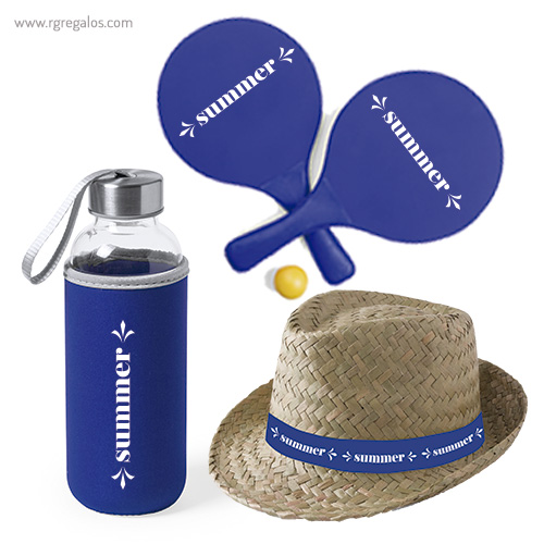 Pack premium verano - RG regalos publicitarios