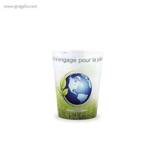 Vasos reutilizables personalizados 200 ml 1 - RG regalos publicitarios