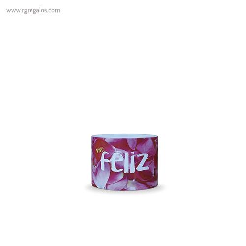 Vasos reutilizables personalizados 240 ml - RG regalos publicitarios