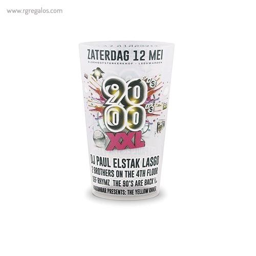 Vasos reutilizables personalizados 330 ml 1 - RG regalos publicitarios