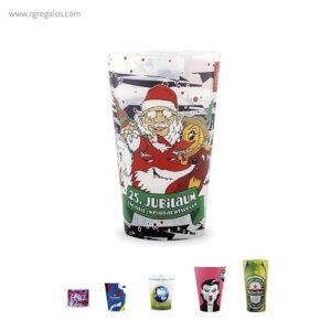 Vasos reutilizables personalizados - RG regalos publicitarios