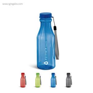 Botella de deporte de tritán - RG regalos publicitarios