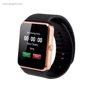 Reloj inteligente con cámara funciones - RG regalos publicitarios